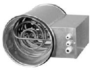 Elektrický ohřívač vzduchu